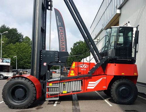 CVS FERRARI SUCCESSFULLY LAUNCHES HY-LIFT AT TOC EUROPE IN AMSTERDAM