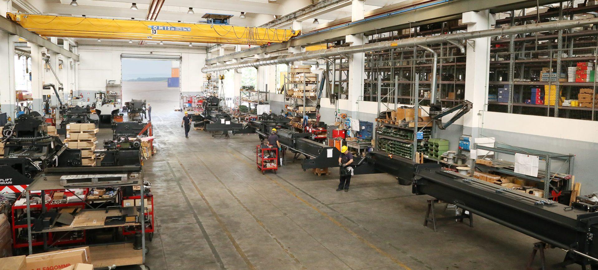 Cvs Ferrari Facilities