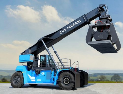 CVS FERRARI AND TECPORT DELIVER MULTI TOOL SLAB HANDLERS TO BRAZILIAN STEEL MILL
