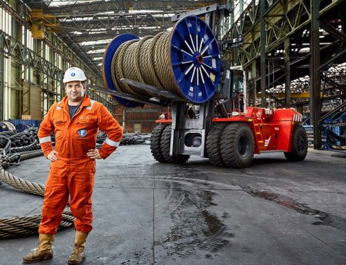 CVS FERRARI Heavy DUTY FLT in the Netherlands