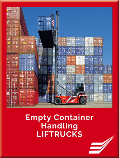 Empty Container Handling LIFTRUCKS