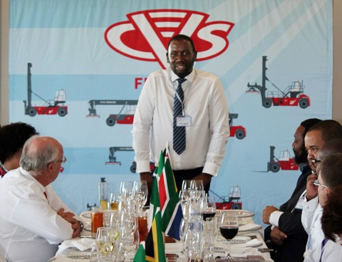 KWANE CAPITAL AND CVS FERRARI SIGN MILESTONE AGREEMENT FOR DISTRIBUTION AND LOCALISATION OF PORT HANDLING EQUIPMENT