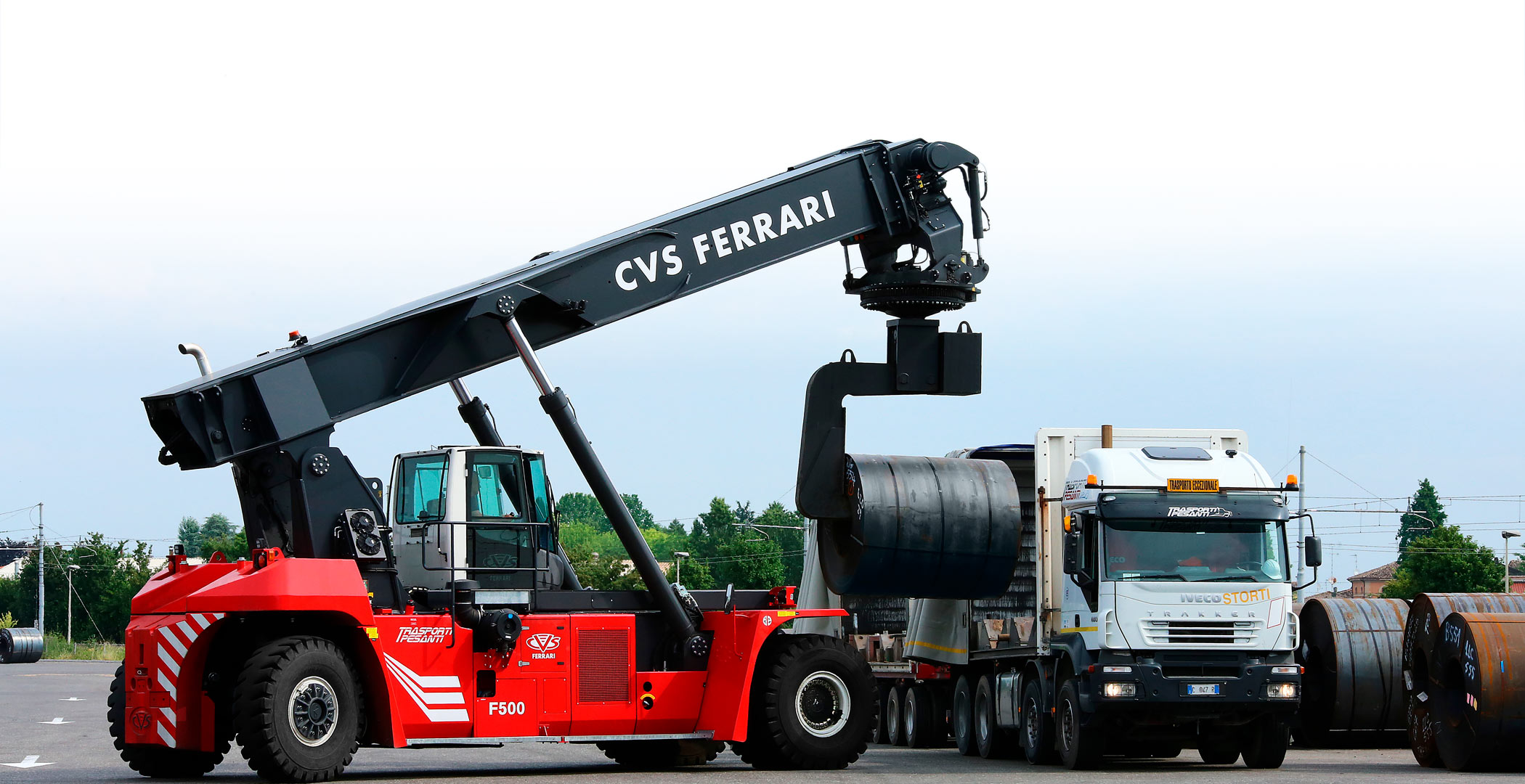 CVSFERRARI - F500