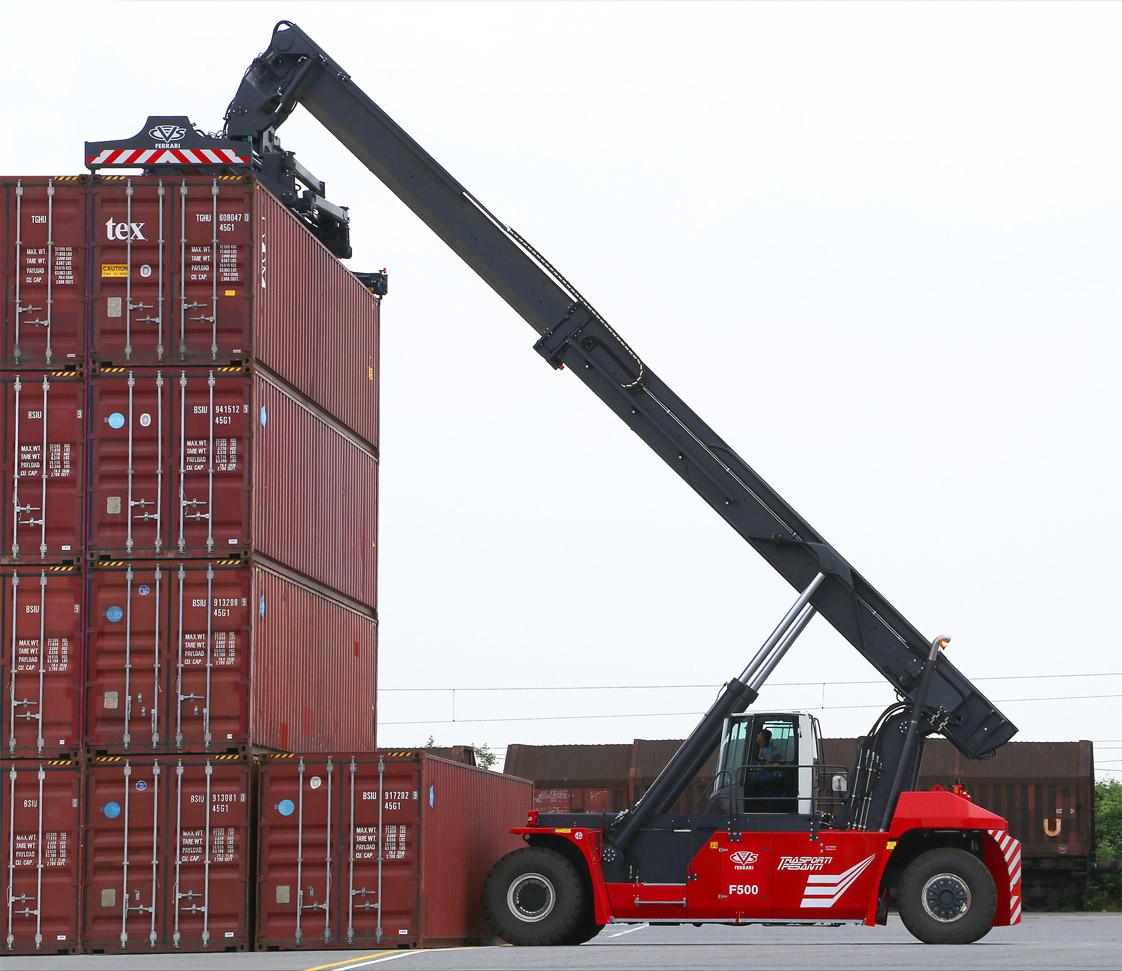 CVS FERRARI - RMS - trasporti pesanti