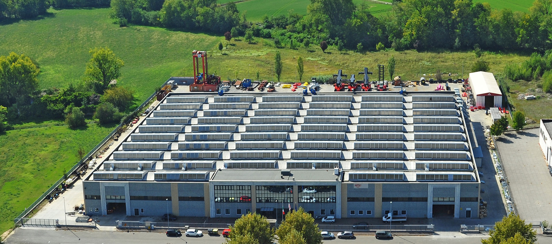 cvs ferrari - company facilities - rovereto