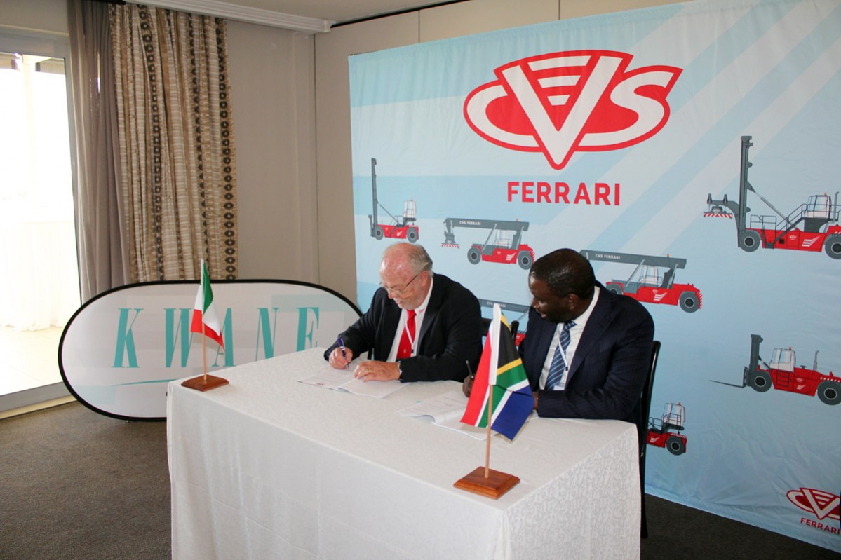 kwane capital and cvs ferrari milestone agreement