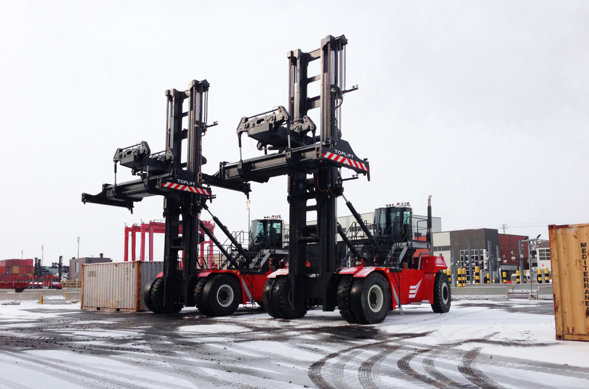 cvs ferrari tops montreal port operators preferences