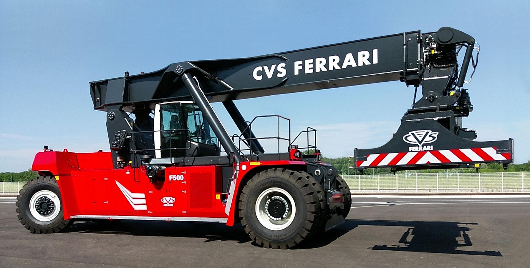 CVS FERRARI - RS8 STRASBOURGH