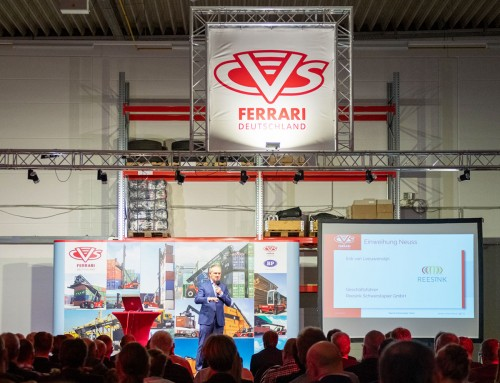 CVS FERRARI DEUTSCHLAND NEW HOME NOW OPEN