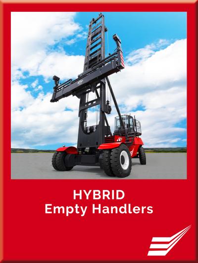 CVS FERRARI - F500 - HY LIFT - HYBRID EMPTY HANDLERS
